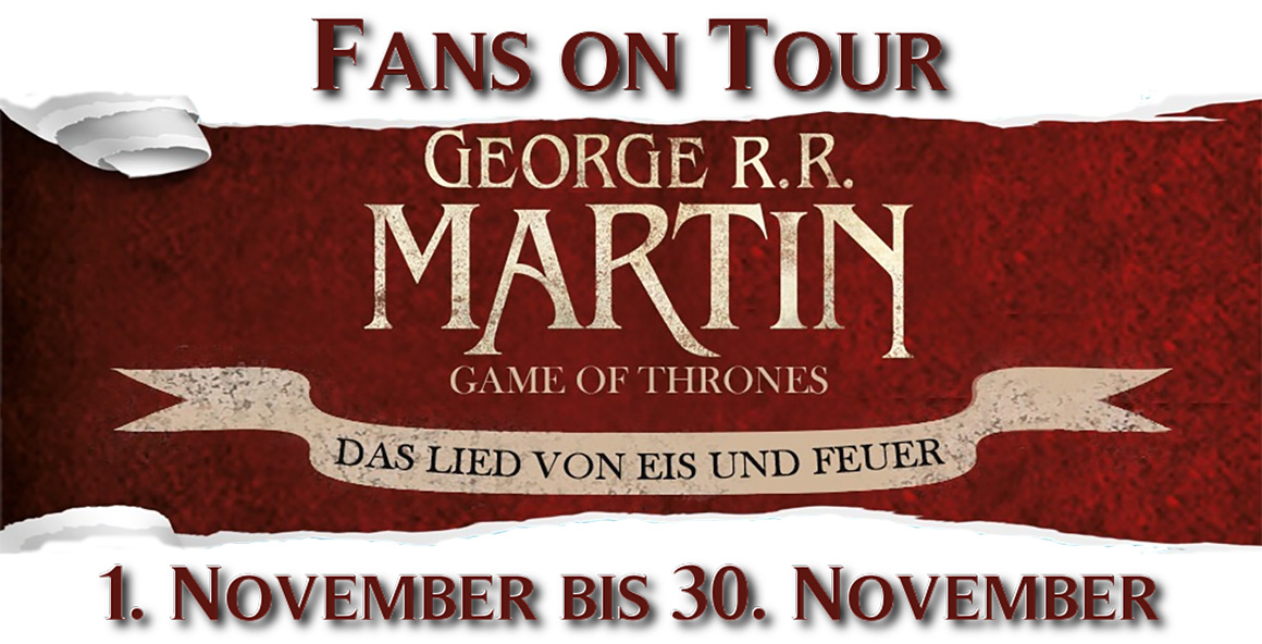 Game of Thrones Blogtour