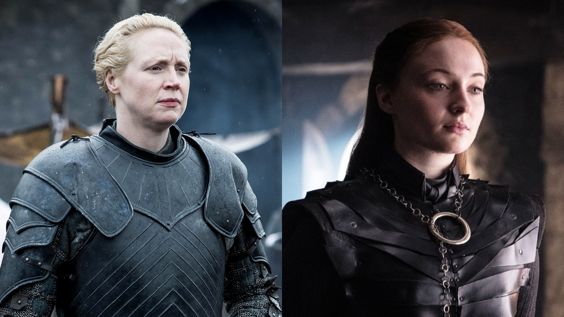 Brienne Tarth & Sansa Stark | Game of Thrones