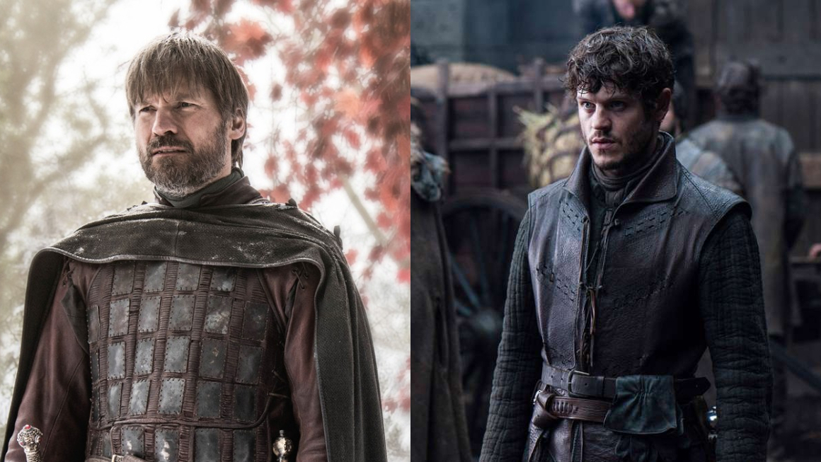 Jaime Lannister & Ramsay Bolton | Game of Thrones