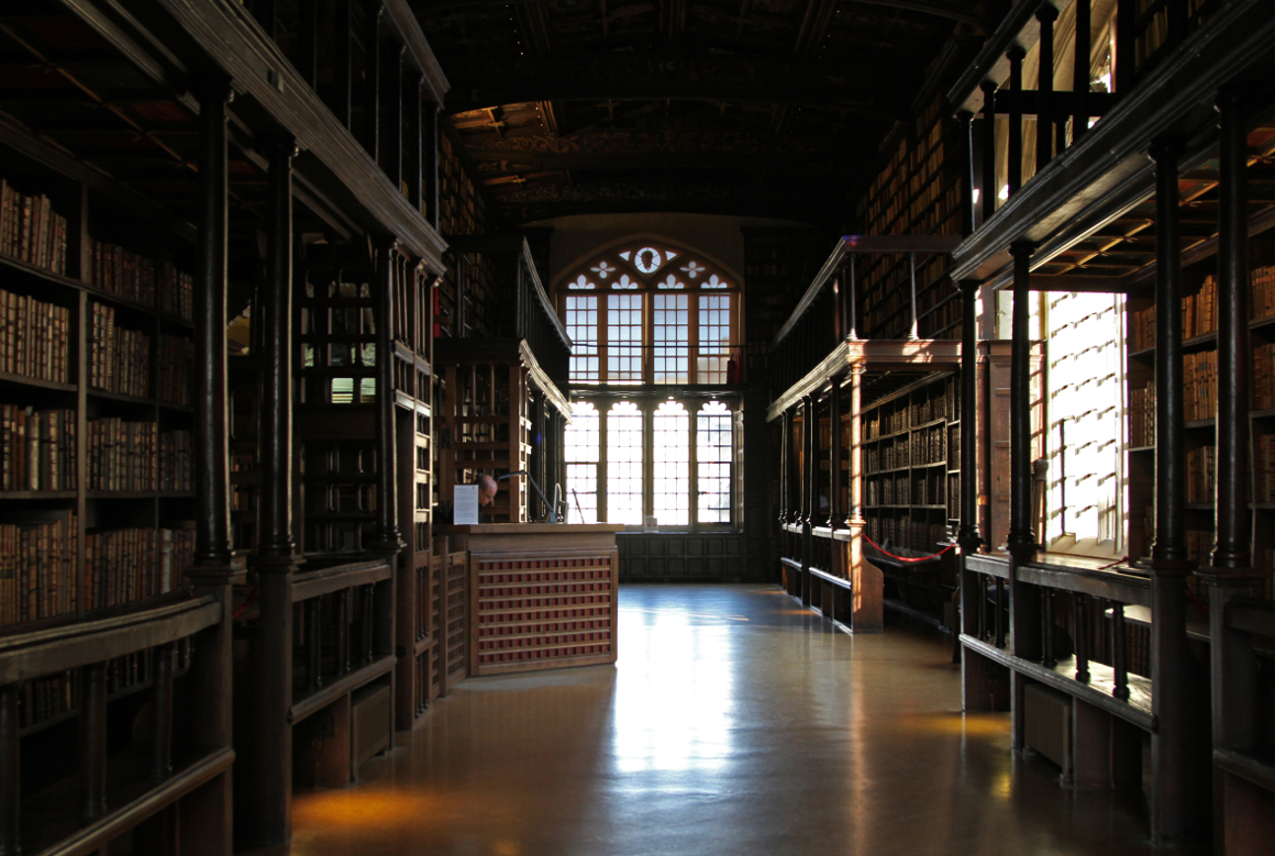 Duke Humfrey's Library Oxford