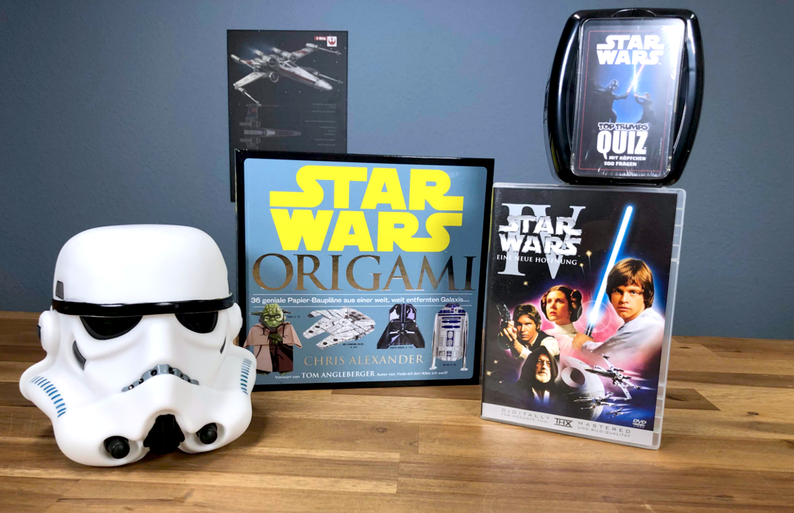 Aktivitäten für deine Star Wars Party