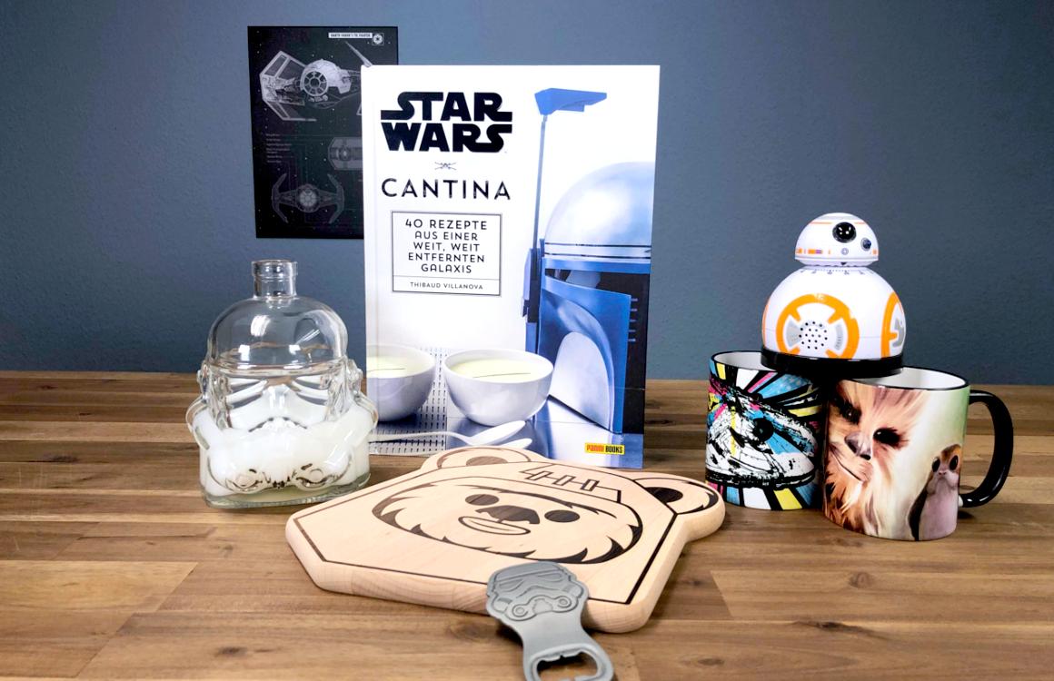 Alles für die Star Wars Küche