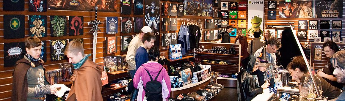 Elbenwald Store Dresden | Dein Fanartikel Shop